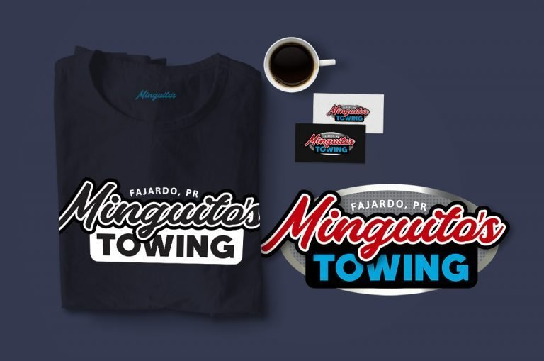 Minguito's Towing Logo