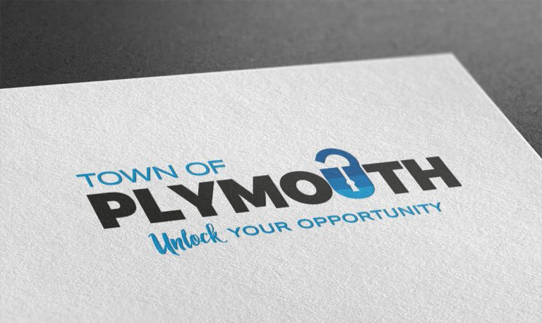 Town of Plymouth Logo